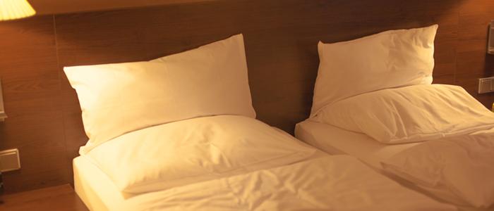 自分に合った枕、使ってますか?シワを作らない枕の選び方