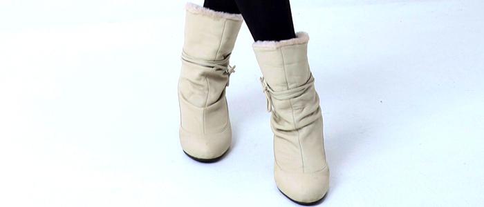冬の足元をいつもキレイに!ブーツのお手入れマニュアル