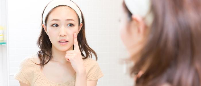 肌のくすみってどんなもの?くすみの種類と原因について