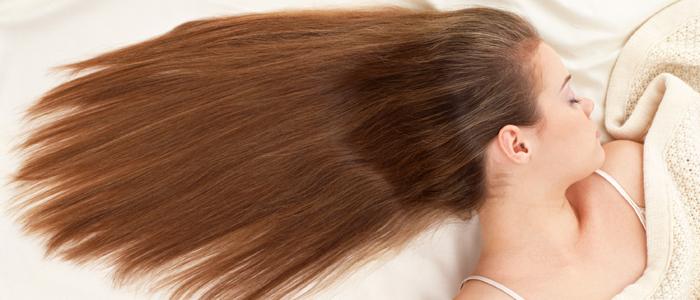 乾燥とダメージヘア