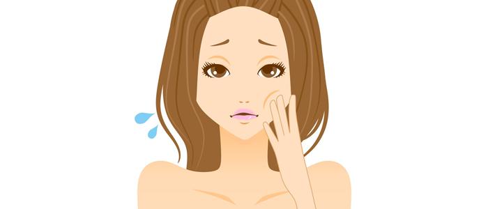 顔のむくみをスッキリ解消