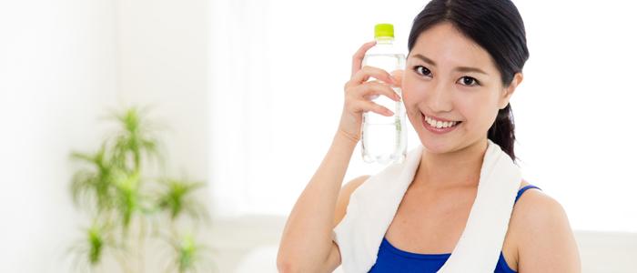 ダイエット中こそ水を飲もう!ダイエットと水分の意外な関係