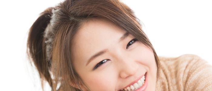 女性らしく愛らしい顔立ちを演出する「涙袋」をメイクで作る方法