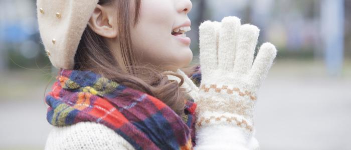 寒い季節こそ取り入れたい小物活用術②首回り